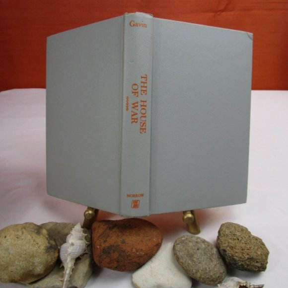 """Books Other - Vintage Book """"The House Of War"""" By Gavin"""